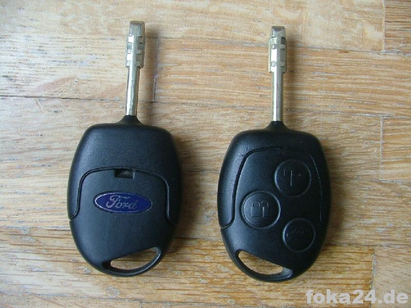 Ford Focus Mk1 1998-2004 orginale Funk-Fernbedienung Einbauanleitung
